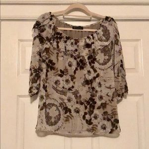 INC International Concepts: blouse